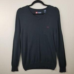 ⭐2/$10 Sale Chaps V Neck Pullover Cotton Sweater